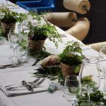 Hochzeit, Tischdekoration, Blumendekoration, Bluemehuus Bäumleingasse 7 in Basel